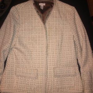 Chico's blazer NEVER WORN